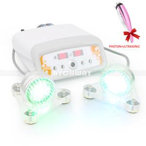 Mini Griff 7 Farben Photon Led Micro Current Beauty Device Mit Geschenk Für Photon Import Rejuvenation Haut