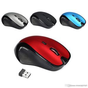 2.4GHz Wireless ricaricabile mouse connettività intelligente per il computer portatile