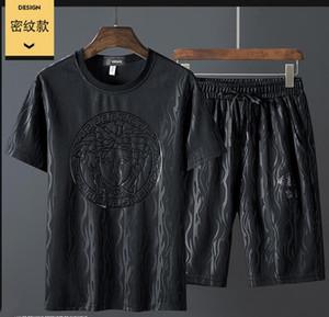 Sommer neue, qualitativ hochwertige modische Sport Männer Anzug im Freien Jogginganzug Herren-Designer Mode Sportbekleidung