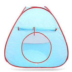 Child Portable Folding Ocean Ball Tent Outdoor Sport Educational Toy Camping Traveling Sports Playhouses Outdoor Waterproof