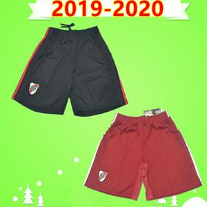 River Plate 19 20 futbol şort Yetişkin 2019 2020 ev uzakta siyah futbol pantolon BORRE FERNANDEZ DE LA CRUZ Pratto SUAREZ kırmızı mens