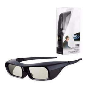 Recarregável 3d óculos ativos para sony tdg br250b hx800 bravia hx909 tv 2010-2012 sutter ativo 3d óculos tdg-br250 / b t190628