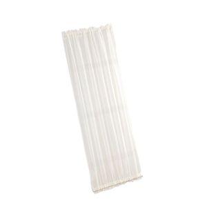 Bianco Porte a vetri Curtains - Blackout Patio Door / Vetro Porte tenda per la privacy (1pcs, 64x183cm)