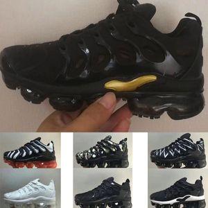 nike air max tn vapormax airmax 2018 gros tn plus enfants chaussures de course garçon fille jeune enfant air sport sneaker taille 28-35