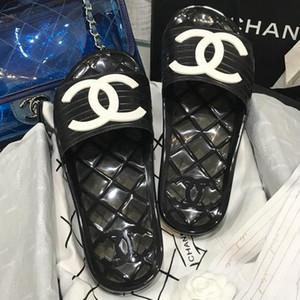 Marca de descuento de lujo Casual diseñadores de zapatos zapatos de la comodidad sandalias Bastante lujo zapatos de cuero ocasionales de las mujeres zapatillas de deporte extremadamente duradero