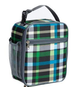 DHL Insulated Lunch Box Soft Leakproof School Lunch Bag for Kids, Boys, Girls nx Durable Reusable Work Lunch Cooler bag for Adult 26*11*23cm