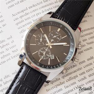 Großhandelsmänner Markenuhren Luxuslederarmbanduhr Kinderuhren Herren Designer-Uhren Montres hommes gießen