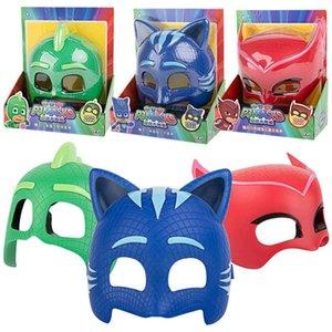 Mask Doll Mask Model Three Different Colors Mask Gecko Illustration Anime Outdoor Funny Children Toys Children