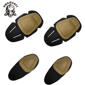 SINAIRSOFT Paintball Combat G3 Protective Knee Pads & Elbow G3 Uniform Pants T-shirt