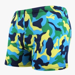 Plus Size Mens Swimwear Surfing Beach Wear Low Waist Men Swimsuit Swim Briefs Beach Swim Trunks Shorts Printed Bathing Suit