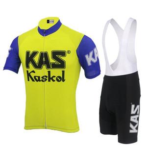 KAS Kaskol Мужская одежда для велоспорта Ropa Ciclismo / Одежда для велосипеда MTB / Одежда для велосипеда / Велосипедная форма 2019 Трикотажные изделия для велоспорта 2XS-6XL A58