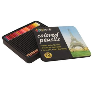 72 paintings colored pencils for professional and amateur painter painting pencil Value Set