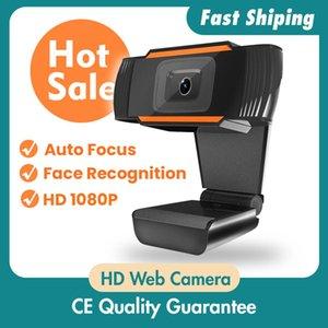 Webcam USB2.0 Computer Network vivo Network Camera gratuito drive USB com Mic Web para computador