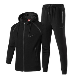 New Tracksuit Jackets Set Fashion Running Tracksuits Men Sports Suit Letter printing Slim Hoodies Clothing Track Kit designer Sportswear