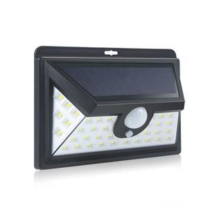 أضواء LED الشمسية في الهواء الطلق 24 LED ترقية 3 طرق زاوية واسعة أضواء الشمسية اللاسلكية استشعار الحركة الشمسية ضوء Securit ماء في الهواء الطلق