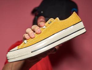 Топ Низкий Chuck 70 Обувь High Top 1970 Обувь Дешевые на продажу Outlet магазин Получить Унисекс обуви спортивные кроссовки для мужчин женщин сапоги интернет-магазин