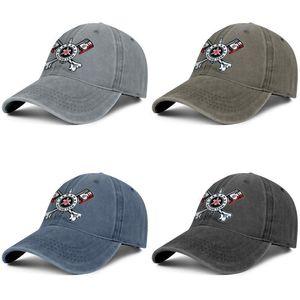 YAMAHA Racing Logo Unisex denim baseball cap golf cool custom stylish hats Yamaha Motorcycle Gray camouflage motorcycles log