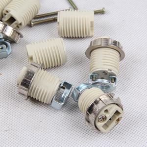 G9 Support de lampe en céramique G9 Support de lampe 110-240V Support en céramique de type G9 Support de lampe halogène Accessoires d'éclairage