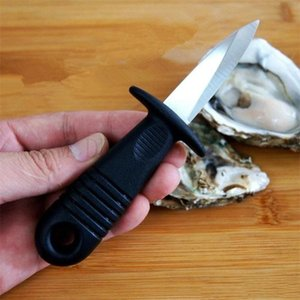 2020 Oyster Knife Shells Opener Fresh Oyster Seafood Open Tool Scallop Knife Professional Shucking Shellfish Opener Factory Price