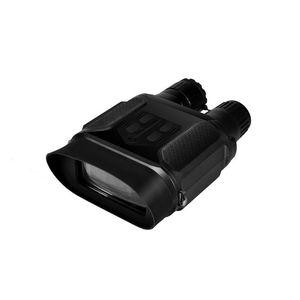 WG400B Digital Night Vision Scope Binocular Caça 7x31 400 M Visão de Visão de Visão Noturna com 850NM Infravermelho IR Wideo e Imagem