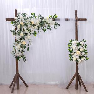 100 см цветы стены свадебная дорога руководство арка сцена макет окна фотостудия фотография цветок дорога привести украшения дома