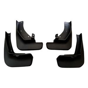 Для Nissan Kicks 2016 2017 2018 Пластиковые FrontRear Пластиковые брызговики Брызговики Mud Fender Mud Flap 4PCS Car Styling