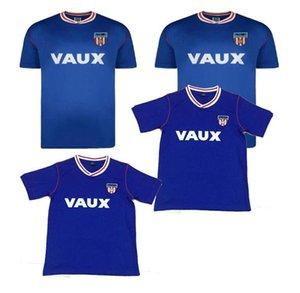 1990 Retro SUNDERLAND Soccer Jersey 2019 2020 Camisetas PODER WATMORE MCNULTY McGeady Grigg Leadbitter camisas de futebol