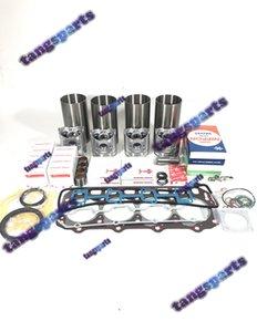 4D92E Motor reconstruir kit com válvulas de boa qualidade para KUMATSU Engine Parts Dozer empilhadeira escavadeira Carregadeira etc peças de motor kit