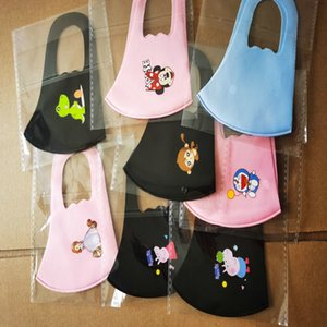 Dhl Same Day Shipping Ice Silk Cotton Masks Tools Kids Adult 0.44Usd High-End Packaging Motorcycle Bandanas Face Masks Designer Masks wtnpm