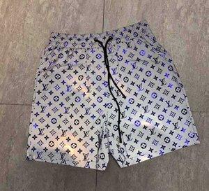 Hot Men Designer été court Hommes Casual shorts de plage Hommes Marque Board Shorts Hommes Respirant Pantalons Medusa Pantalons courts Natation