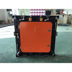 P8 Außen 512X512mm Druckgußaluminiumoberteils Kabinett SMD3535 hohe Helligkeit wasserdicht Vollfarb-LED-Display für Werbung