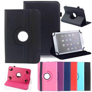 per 7/8 di pollice 9/10 pollici caso della copertura ° di rotazione universale Tablet Custodia in pelle Protector antiurto Defender Cavalletto 360