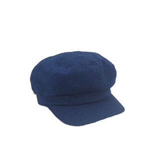 Newsboy Hats Solid Minimalism 6 Panel Gatsby Linen Versatile One Size Fits All Available in Seven Colors