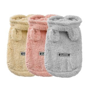Dog Clothes For Small Dogs Cats Autumn Winter Puppy Pet Cat Coat Jacket Warm Fleece Clothing For Dogs Chihuahua Yorkies Costumes