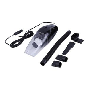 New Portable Car Vacuum Cleaner 12V 120W Dirt Dust Cleaner Collector Auto Car Mini Handheld Cleaning Appliances Low Noise Hot