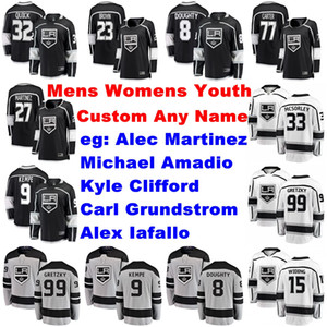 Los Angeles Kings Jerseys Alec Martinez Jersey Grundstrom Kyle Clifford Alex Iafallo Michael Amadio Hockey Jerseys Womens Customize Stitched
