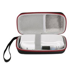 Портативный хранения Дорожная сумка Чехол для Braun Thermoscan 7 IRT6520 Цифровой ушной термометр жесткий футляр для переноски Обложка сумка
