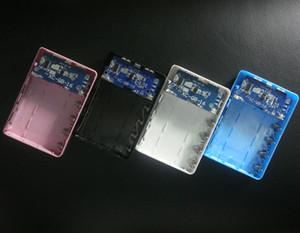 4x 18650 USB Мобильный банк питания зарядное устройство Box Case DIY Kit для iphone Samsung xiaomi (не входит в комплект батареи)
