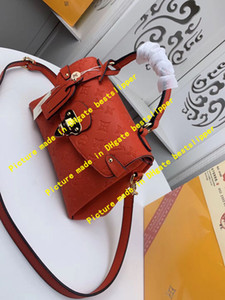 L Brand V GEORGES BB Tote Bags Women Shoulder Handbag Fashion Top Handle Bag Cross Body Bags Genuine Leather Crossbody Messenger Bag M53943
