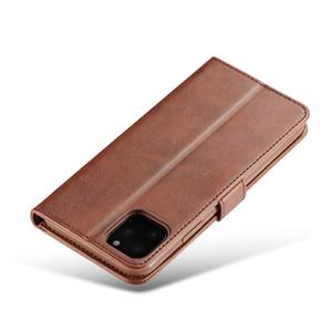 Xiaomi Redmi Apple Samsung Flip Phone Case Flip Wallet Bookcase Leather Case Luxury Retro Calfskin Case Cover Bracket