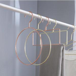 Kancalar Rails rafları bitirme ev depolama askılar yakaları knot için eşarplar kravatlar askılar ipek eşarplar raflar