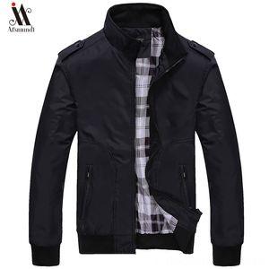 2020 New Men's Outerwear & Coats Men's Clothing Men Fashion Casual Loose Mens Jacket Sportswear Bomber Jacket Mens jackets men and Coats Plu