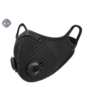 Free DHL Ship!Cigpt Outdoor Layer Adult Insert Protective Mat Mouth Replaceable Face Black s Pm2.Outdoor Security Mask 5 Dispo QARNRZ