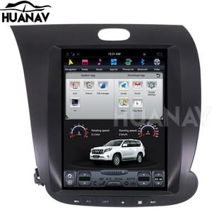 HUANVA NO CD DVD Player GPS navigation For KIA CERATO K3 FORTE 2013 2014 2015 2016 2017 multimedia recorder navi Audio maps