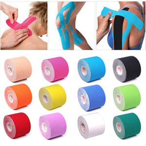 Athletic Tape Elastoplast Sports Recovery Strapping Gym Waterproof Tennis Muscle Pain Relief Bandage S-2XL FY4073