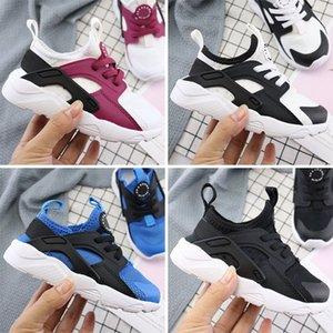 Huarache 5 для детей Huaraches Кроссовки Мальчики Hurache Кроссовки для девочек Huraches Беговая обувь Подростковые кроссовки Молодежные Chaussures Child