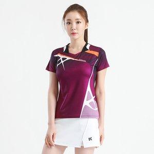 Badminton Sets desgaste Suit Academia Set Sports Men and Women Tennis Saias para Fitness Golf Badminton Pingpong de duração