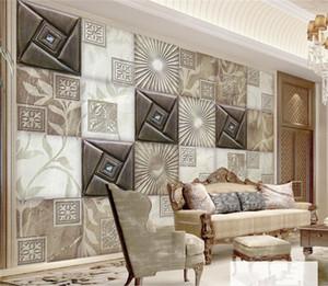 현대 패션 3D 입체 벽지 부드러운 대리석 질감 벽지 화상 집 3D 거실 침실 홈 벽 장식 벽지