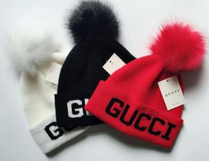 Sonbahar Kış Şapka Kadın Erkek Marka Tasarımcı Moda Kasketleri Skullies Chapéu Pamuk Gorros Toucas De Inverno Macka5 Caps