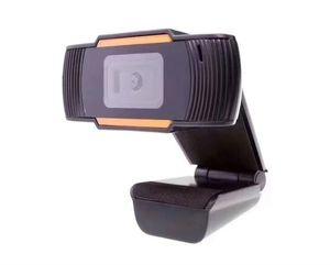 USB Web Cam Webcam HD 1280*720 720P 300 мегапиксельная ПК камера с поглощающим микрофоном микрофон для Skype для Android TV вращающийся компьютер